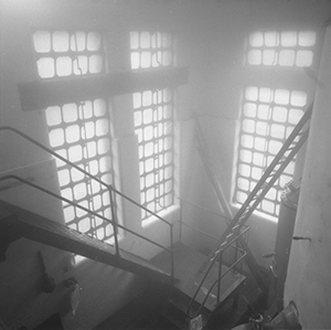 Photograph of the inside of Hook Norton brewery