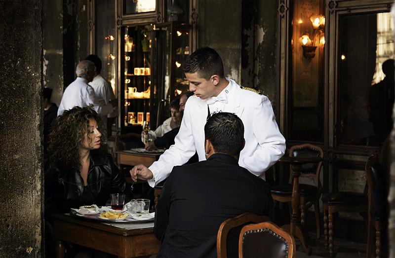 Café Florian Venice