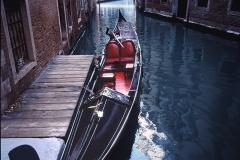 Red seats - Venice
