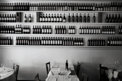 Wine bottles Milano