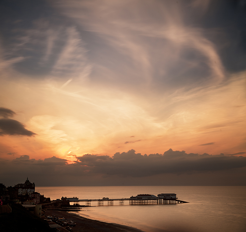 Did Turner ever visit Cromer?