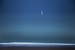 Sailing by