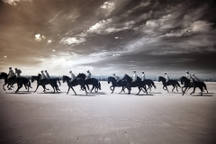 The Cavalry on Holkham sands