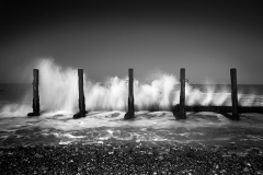 Breaking the waves No1