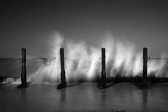Breaking the waves No2