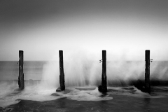 Breaking the waves No4