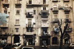 Living in apartments : Naples