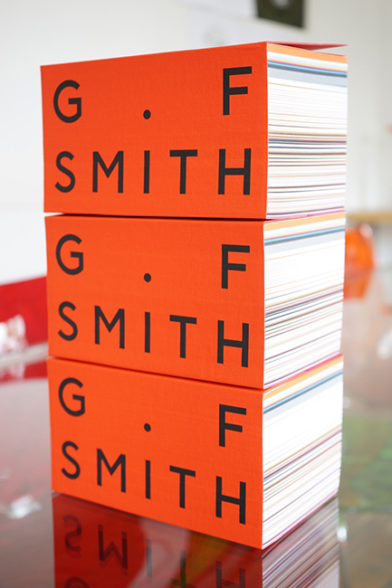 Colour photograph of GF Smith paper suppliers Hull, a world class company.